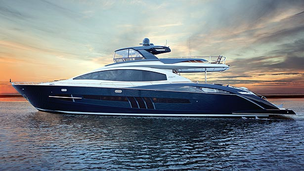 Luxury yacht ALGORYTHM
