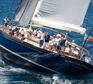 Sailing yacht SILENCIO becomes the overall winner of NZ Millennium Cup 2015