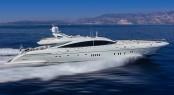 Mangusta 165E super yacht Moonraker