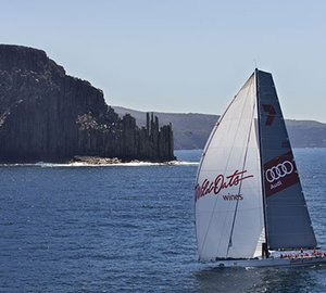 A great success of McConaghy-built yachts at 70th Rolex Sydney Hobart Yacht Race