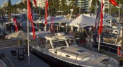 Miami Yacht & Brokerage Show 2014 - Image credit to 2014 Forest Johnson