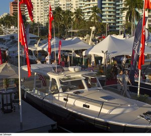 List of 10 largest yachts to be exhibited at 2015 Miami Yacht & Brokerage Show