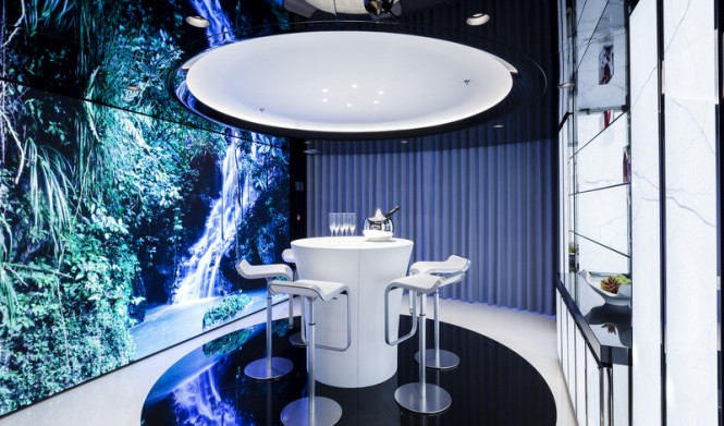 MySky superyacht - Bar