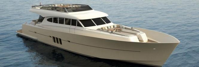 New 22m motor yacht Sossego Comfort 22 by Gebr. Van Enkhuizen