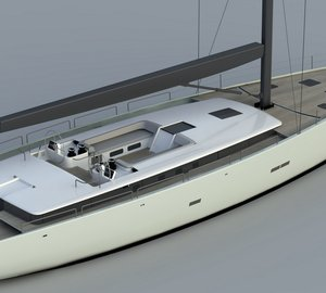 Brenta-designed sailing yacht BRENTA 80 DC in build at Michael Schmidt Yachtbau