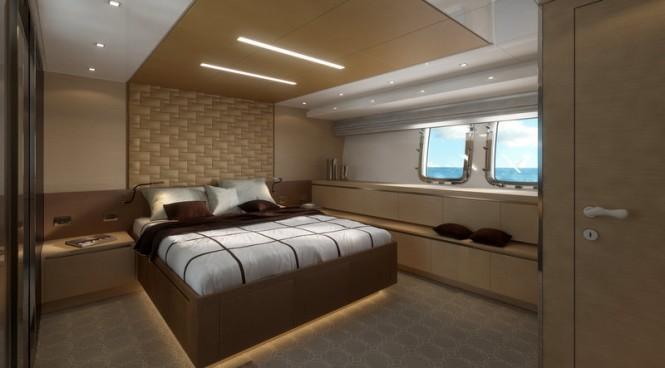 SL86 Yacht - Cabin