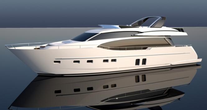 Sanlorenzo SL76 Yacht