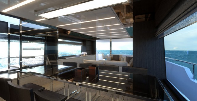 Sanlorenzo SL76 Yacht - Interior