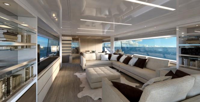 Sanlorenzo SL86 Yacht - Interior