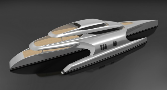 Shuttleworth 80M mega yacht design