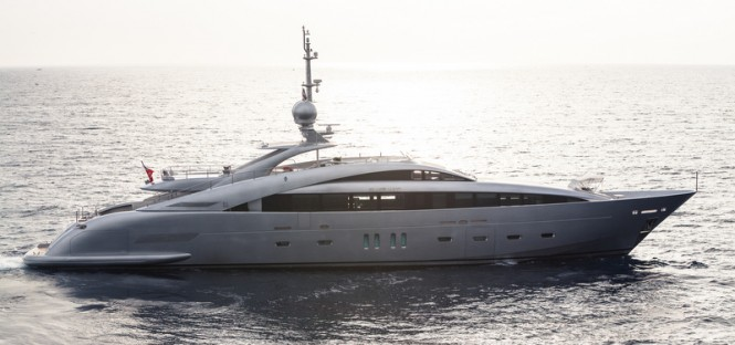 Silver Wind superyacht - Photo Credits @ SuperyachtMedia