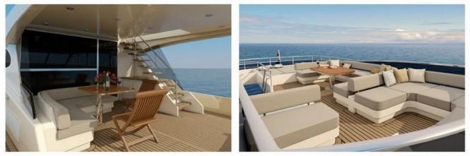 Sossego Comfort 22 Yacht - Exterior