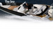 Speedmaster 737 Sarissa yacht tender