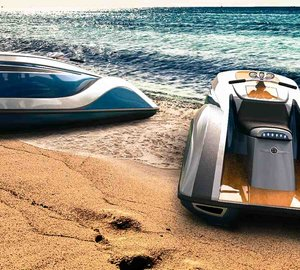 Strand Craft's V8 Powered Wet Rod™ Watercraft for Mega Yachts to be Built by Dutch Shipyard