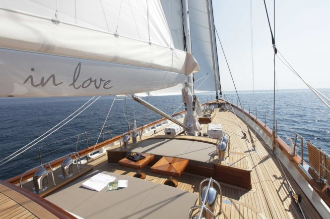 Su Marine super yacht In Love