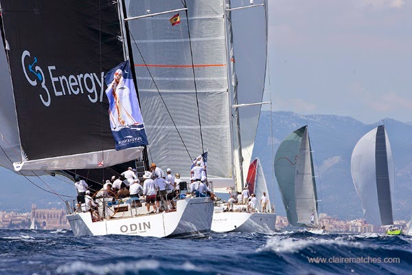 Superyacht Cup Palma - Photo credit to Claire Matches