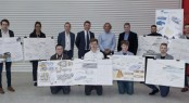 Superyacht UK design students