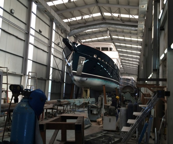 Svetlana Yacht at AvA Yachts