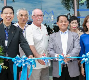 The official opening of the 12th Phuket International Boat Show (PIMEX)