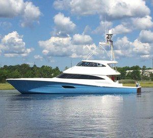 New Seakeeper 35 for Viking 92 Enclosed Bridge Convertible motor yacht SCOOTER