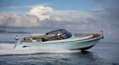Wajer Osprey 38 yacht tender underway