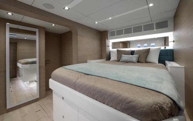 WildBerry Yacht - Cabin