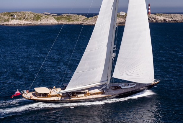 Wisp will join the 2015 fleet for three days of competition on the water in the idyllic conditions of the BVI