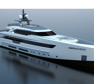 First 50m motor yacht Tankoa S501 sold