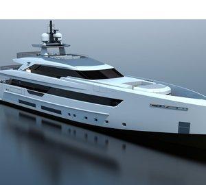 First 50m motor yacht Tankoa S501 sold