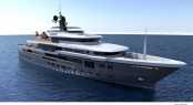 68m Tony Castro Explorer Superyacht Concept