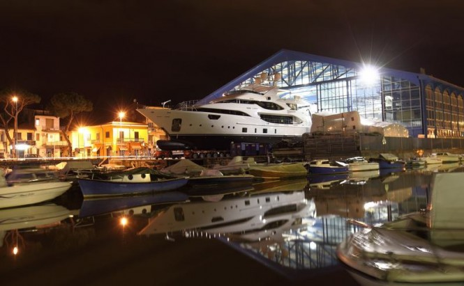 Benetti confirms ongoing commercial success