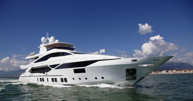 Benetti superyacht VELOCE 140