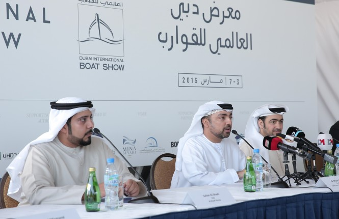 DIBS 2015 Press Conference