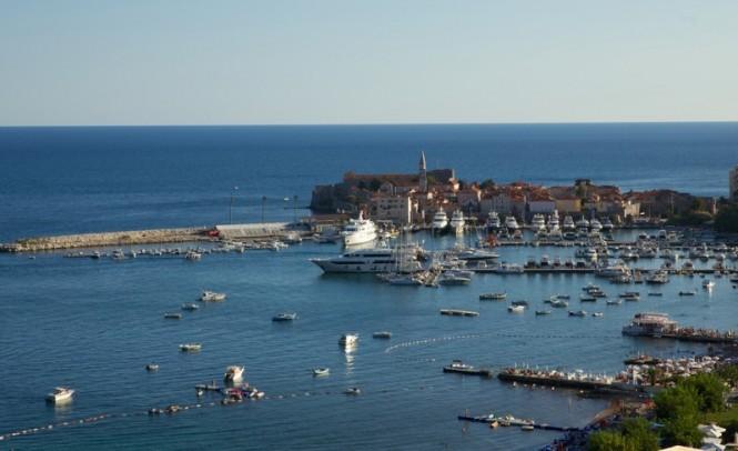 Dukley Marina - a beautiful Montenegro yacht holiday destination