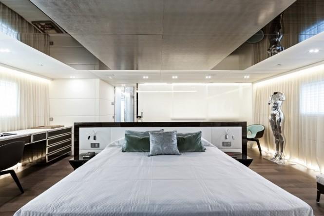 Entourage superyacht - Cabin
