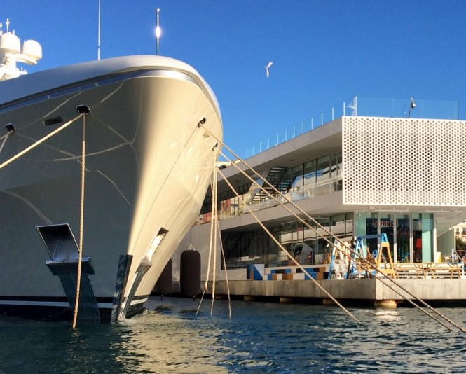Facilities at OneOcean's Marina Port Vell in Barcelona now completed