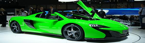 Famous car brands to attend The London Yacht, Jet & Prestige Car Show