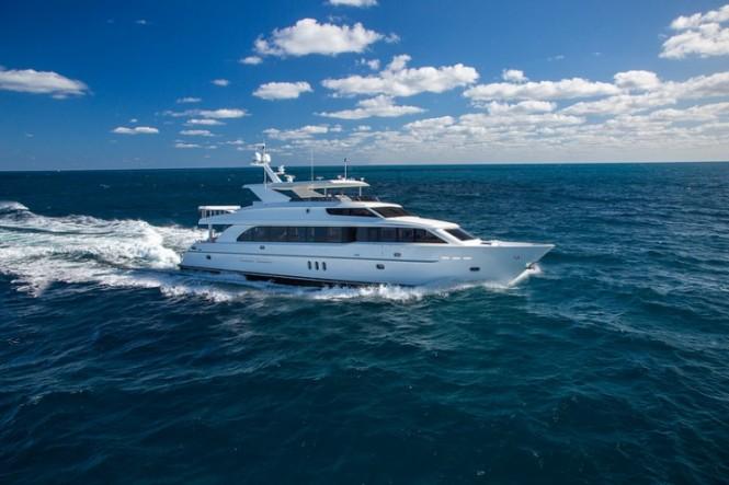 Hargrave's RPH motor yacht SASSY