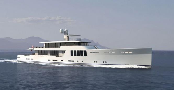 JFA 164' Explorer Yacht