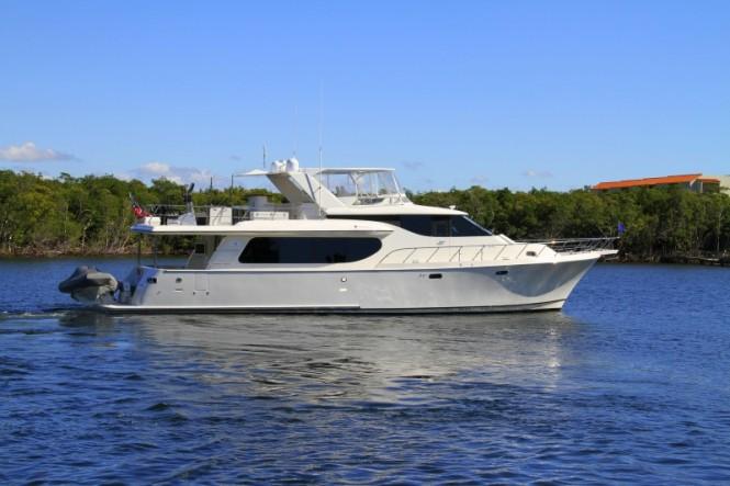Jeminy Yacht