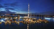 Langkawi Harbor - a beautiful Malaysia yacht holiday destination - Photo credit to Asia Pacific Superyachts