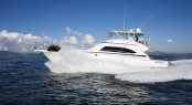 Luxury charter yacht Flying Tuna built by Bertram