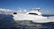 Luxury charter yacht Flying Tuna built by Bertram