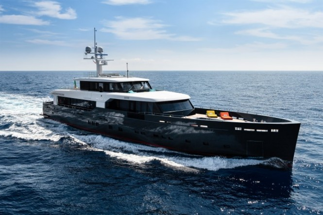Luxury superyacht MY LOGICA by Logica Yacht - G.Sargentini