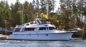 Luxury yacht VIAGGIO