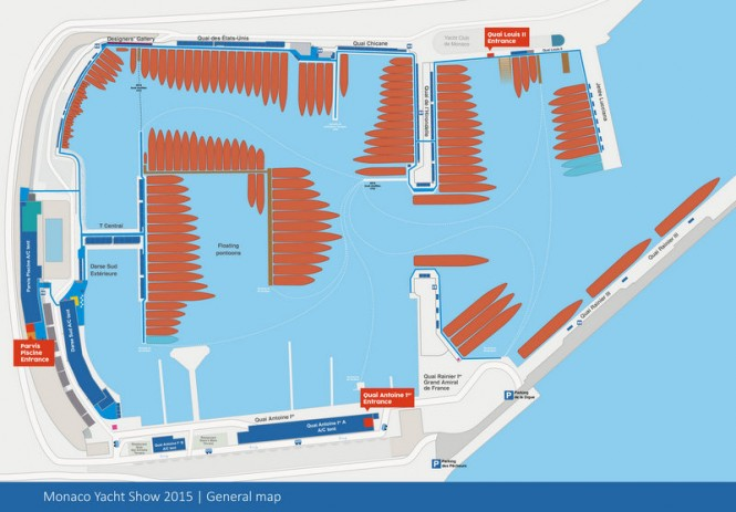 MYS 2015 General Map
