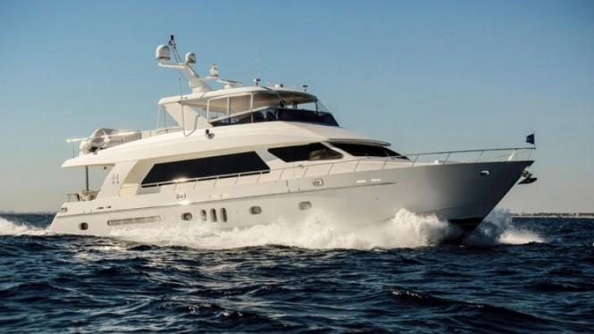 Motor yacht Auto Sea