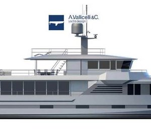 PHILEAS - New line of 35m steel and aluminium Expedition Yachts unveiled by Cerri