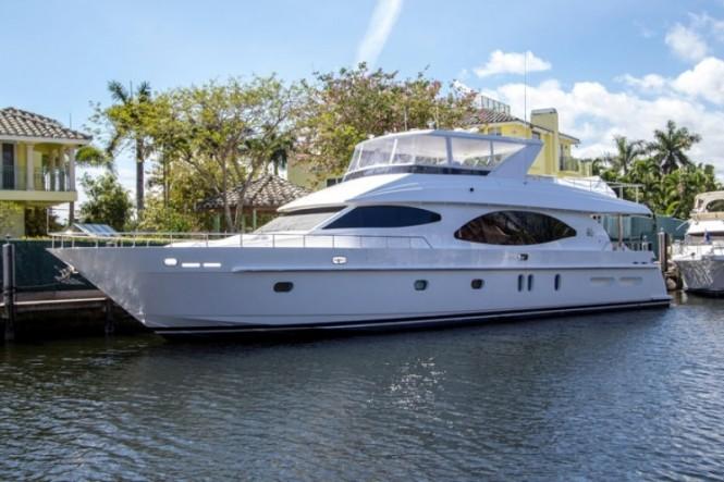 Perfect Sense Yacht