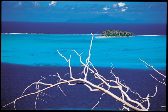 Raiatea - Photo by Alain Nyssen - Courtesy of Tahiti Tourisme